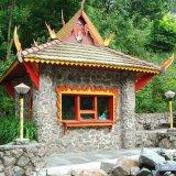 """Черкаський """"Білий лотос"""" - єдиний буддійський храм у Європі"""