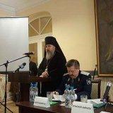 Крымские казаки доложили на церковной конференции в Москве о проведении тренировочного лагеря под Бахчисараем