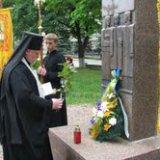 Керівництво Ужгородської богословської академії відслужило заупокійну літію за жертвами комуністично-радянського режиму