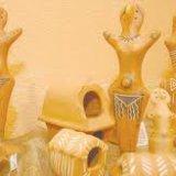 Трипільська молитовна символіка, Венери, Мадонни, «мотанки»...