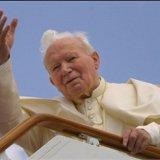 В Киев привезли на поклонение шапочку и волосы Папы Римского