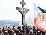 В Крыму из-за поклонного креста произошло массовое побоище между казаками и милицией (ФОТО, ВИДЕО)
