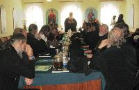 Архиерейский Собор Истинно-Православной Церкви под председательством митрополита Рафаила (Мотовилова) создал Архиерейское Совещание в Украине