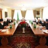 Синод РПЦ «выразил надежду» на изменение устава УПЦ для усиления единства с Московским Патриархатом