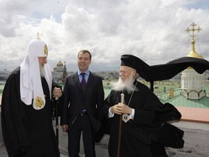 Константинопольский собор и украинский вопрос