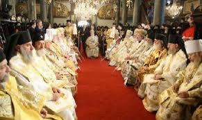 Патриархальная структура и единство Церкви