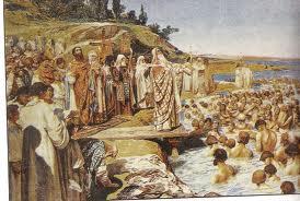 Підґрунтя формування Київського християнства