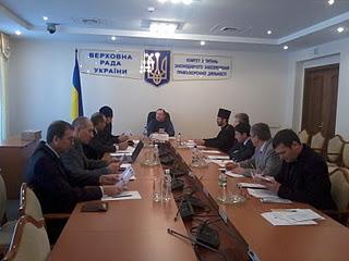 Тюремні капелани обговрилили у Верховній Раді реформування пенітенціарної системи України