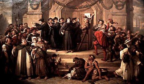 Протестантизм у Східній Європі: Польща — Литва — Русь