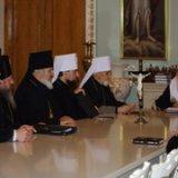 З благословення Вселенського Патріарха Варфоломія Синод УПЦ КП посилює діалог про об'єднання з УАПЦ