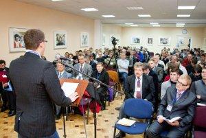 В Украине проходит Форум-20 с анализом двадцатилетнего пути деноминаций в условиях религиозной свободы (ФОТОРЕПОРТАЖ)