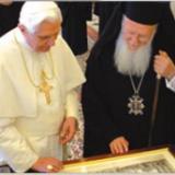 """Папа Римський закликав Вселенського Патріарха """"показати світові, що ми є людьми зрілої віри"""""""