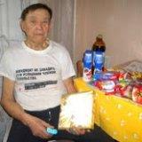 «Карітас» спільно з благодійним фондом «Фудбенк» відвідали 40 родин киян-інвалідів