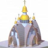 У генплан закарпатського міста Виноградів включено спорудження першого храму Київського Патріархату (ФОТО)