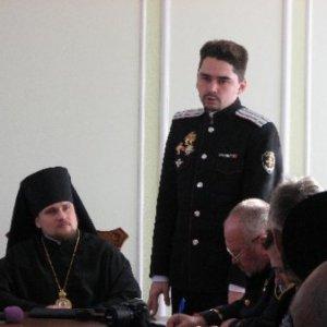 Пророссийские казаки Крыма просят митрополита УПЦ Лазаря обратить на них внимание (ФОТО)
