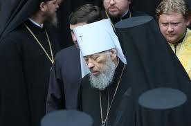 Глава УПЦ митрополит Владимир вернул себе полномочия, отнятые у него Синодом УПЦ