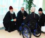 Митрополити Одеський, Донецький і Буковинський відвідали у лікарні главу УПЦ