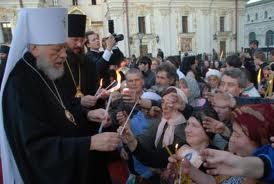Пристрасті Страсного тижня по-українськи