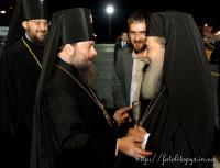 Патріарх Єрусалимський Феофіл ІІІ зустрівся з главою УПЦ, Президентом України та очолив молебень у Києво-Печерській лаврі (ФОТО)