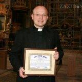 Риштування костелу єзуїтів потрапило до Книги рекордів України