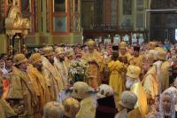 В Україні проходять урочистості з нагоди 20-ї річниці Харківського Собору УПЦ та Предстоятельського служіння митрополита Володимира