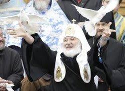 Патриарх Кирилл приедет в Киев «созидать восточнохристианскую цивилизацию, у которой есть ключи от будущего всего мира»