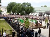 Митрополит Володимир очолить урочисту літургію, святкуючи 20-річчя прибуття до Києва як Предстоятель УПЦ