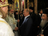Президент России поклонился в Иерусалиме святыням христианства и иудаизма (ВИДЕО)