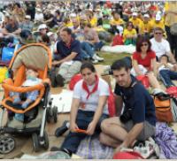 VII Всесвітня зустріч сімей зібрала близько мільйона учасників