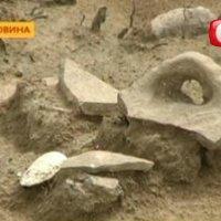 На Буковині знайшли 6-тисячолітнє трипільське городище з рівчаками, які нагадують великі хрести