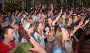 Готується XV фестиваль молоді Церкви християн віри євангельської України