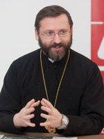 Глава УГКЦ: «Ми боляче переживаємо поділ єдиної Київської Церкви, народженої від Володимирового Хрещення»