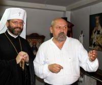 Глава УГКЦ благословив Музей історії Галича