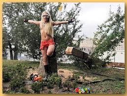 Вчинок Femen – ляпас суспільству