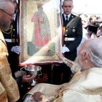 Святого князя Володимира призначено небесним покровителем Збройних сил України