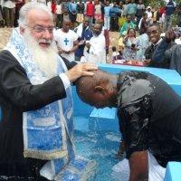 Сын премьер-министра Кении принял православие