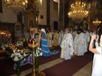 Ужгородська академія УПЦ взяла участь у шануванні угорського короля Стефана і обговоренні співпраці з аспірантурою та докторантурою РПЦ