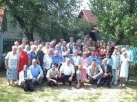 На Харьковщине община баптистов отметила 100-летие
