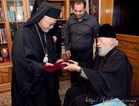 Митрополит з Центральної Америки просить главу УПЦ надати священика для української діаспори