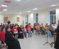 Представники України взяли участь у зустрічі католицьких сімей в Росії