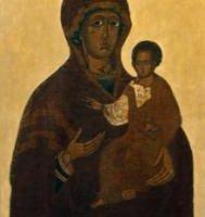 Найдавнішу Богородичну ікону України експонують у Львові (ФОТО)