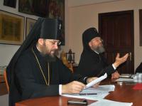 Собранная для обсуждения вопроса о госреестре Богословская комиссия УПЦ ни к чему не пришла