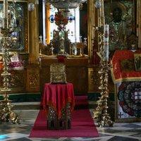 Голову великомученика Пантелеимона привезут в Киев на открытие подворья русского Свято-Пантелеимонового монастыря