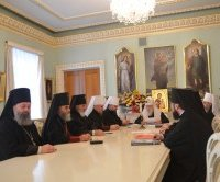В УПЦ КП об'єднали Тернопільську єпархію і зробили кадрові перестановки