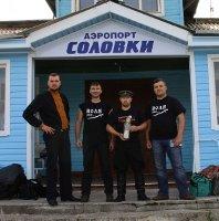 В Інтернеті з'явився фільм про подорож українських журналістів і священика до Соловків (ВІДЕО)