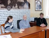 Голова Синодального відділу УПЦ обмінявся досвідом з представниками Міжконфесійної місії «Християнське соціальне служіння»
