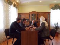Мукачівська єпархія УПЦ підписала договір про співробітництво з обласним центром зі СНІДу