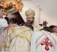 Глава УГКЦ висвятив церковнослужителів для Молдови