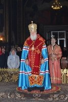 Глава УПЦ КП звершив панахиду за Патріархом Болгарським Максимом