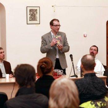 Новое прочтение Фомы: в Киеве обсудили книгу Андрея Баумейстера